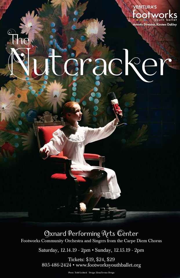 Nutcracker - Footworks 2019